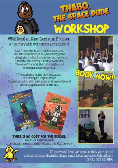 Thabo - Workshops