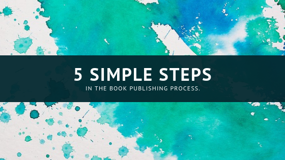 author 5 simple steps blog title