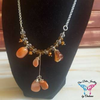 August Birthstone - Sardonyx R95 5