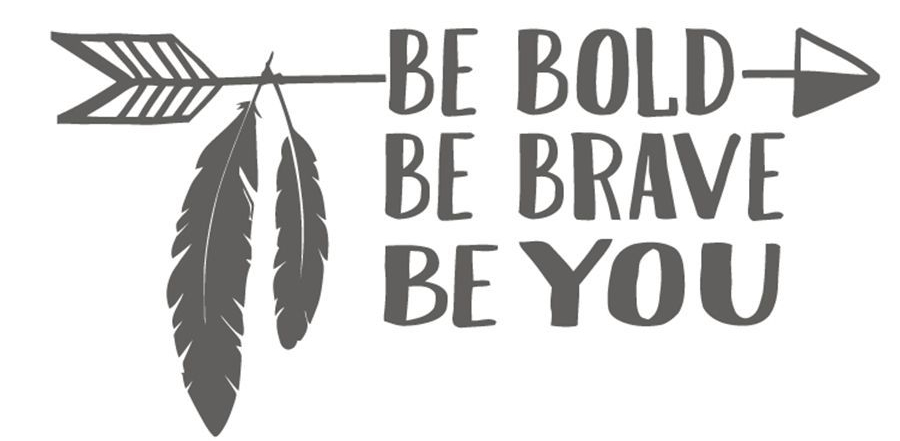 Be-Bold-Be-Brave-Be-You-Arrow-Decal-Wall-Art-Vinyl-Sticker-Lettering-Child-Boy-Vinyl