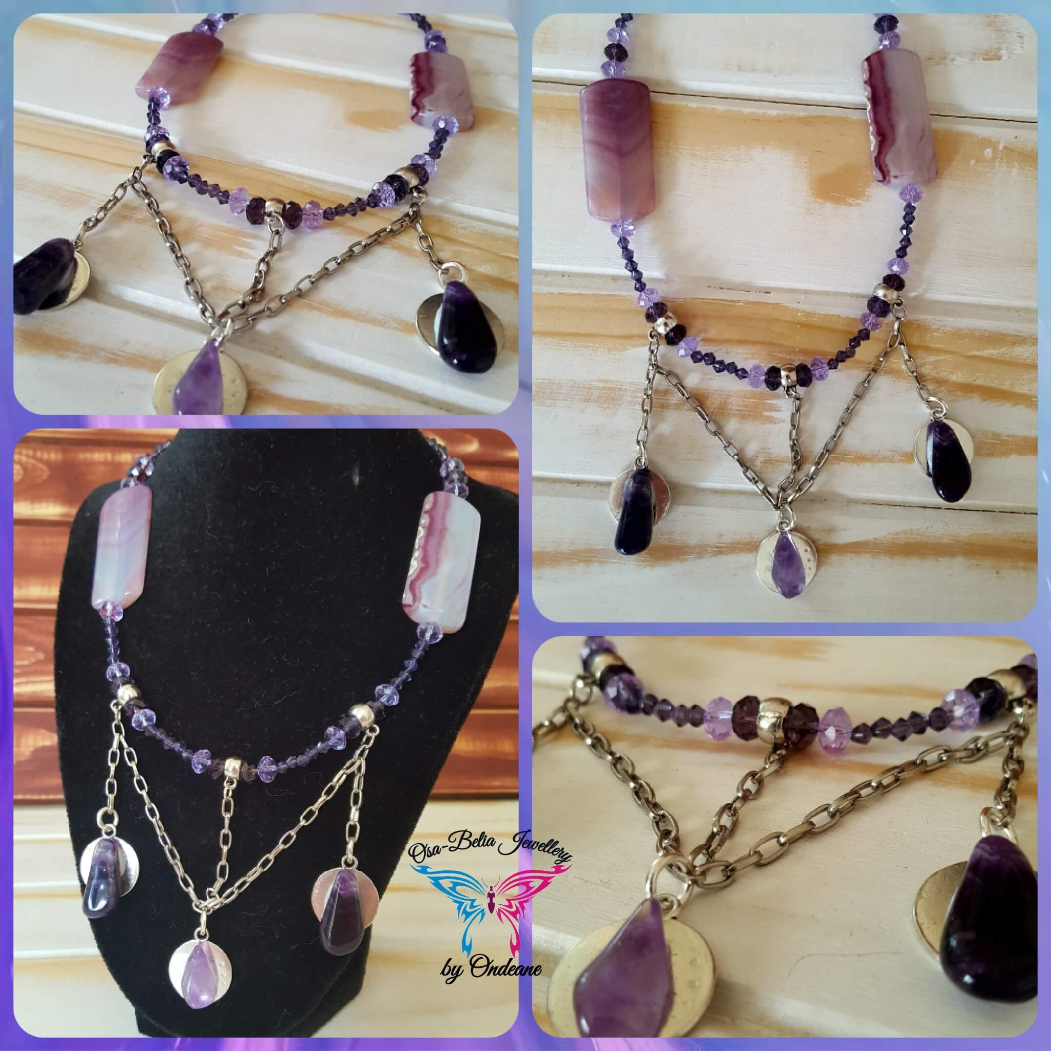February Birthstone - Amethyst R165 1
