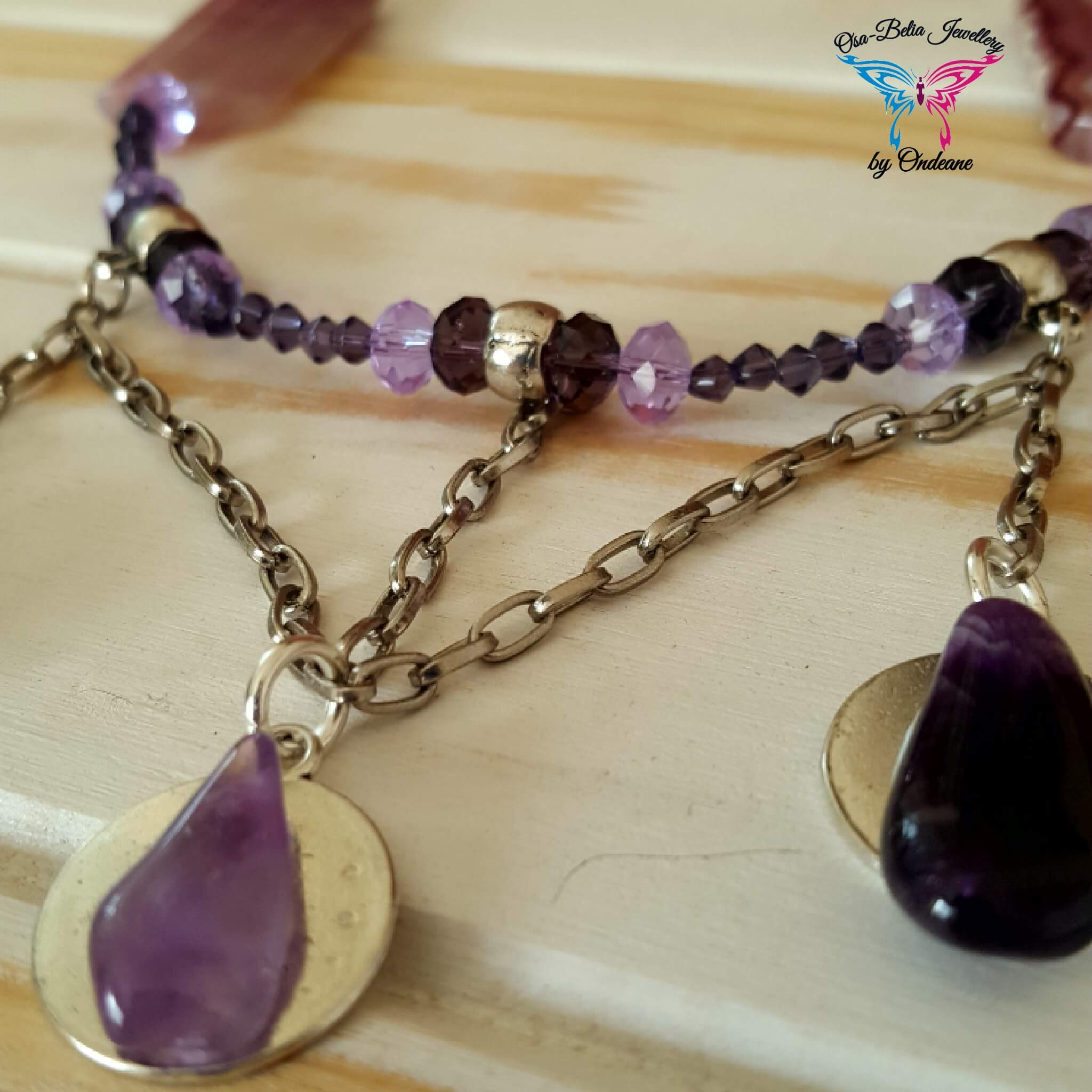 February Birthstone - Amethyst R165 2