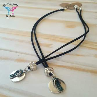 Friendship Sandals Necklace set R100 3