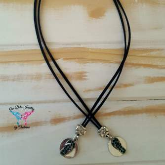 Friendship Sandals Necklace set R100 4