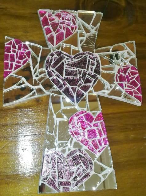 Mosaic Cross 1 R140