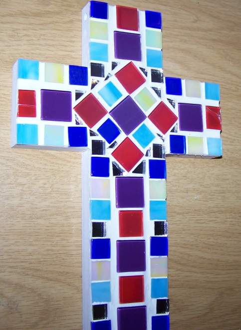 Mosaic Cross 2 R250
