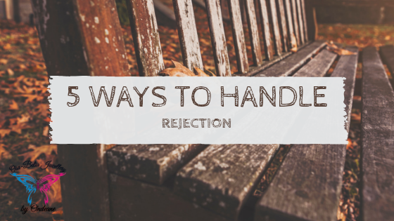 Osa-Belia Blog Title 5 Ways to handle rejection