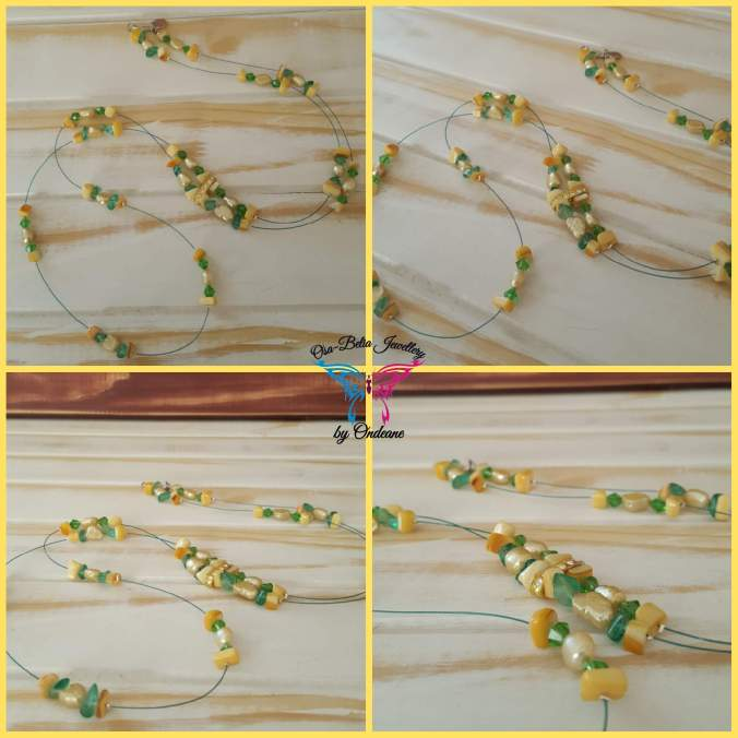 Summer Field necklace R56 1
