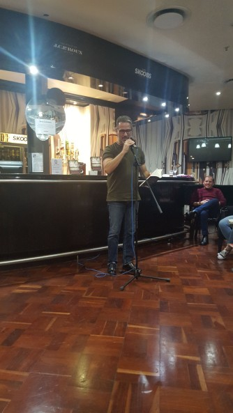 The Mister Book Launch 16 April 2019 15